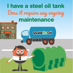 I have a steel oil tank Does it require any ongoing maintenance?