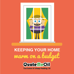 Keeping Your Home Warm On A Budget